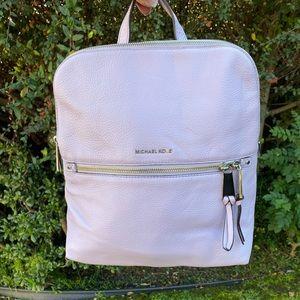 NWOT Michael Kors Slim Backpack